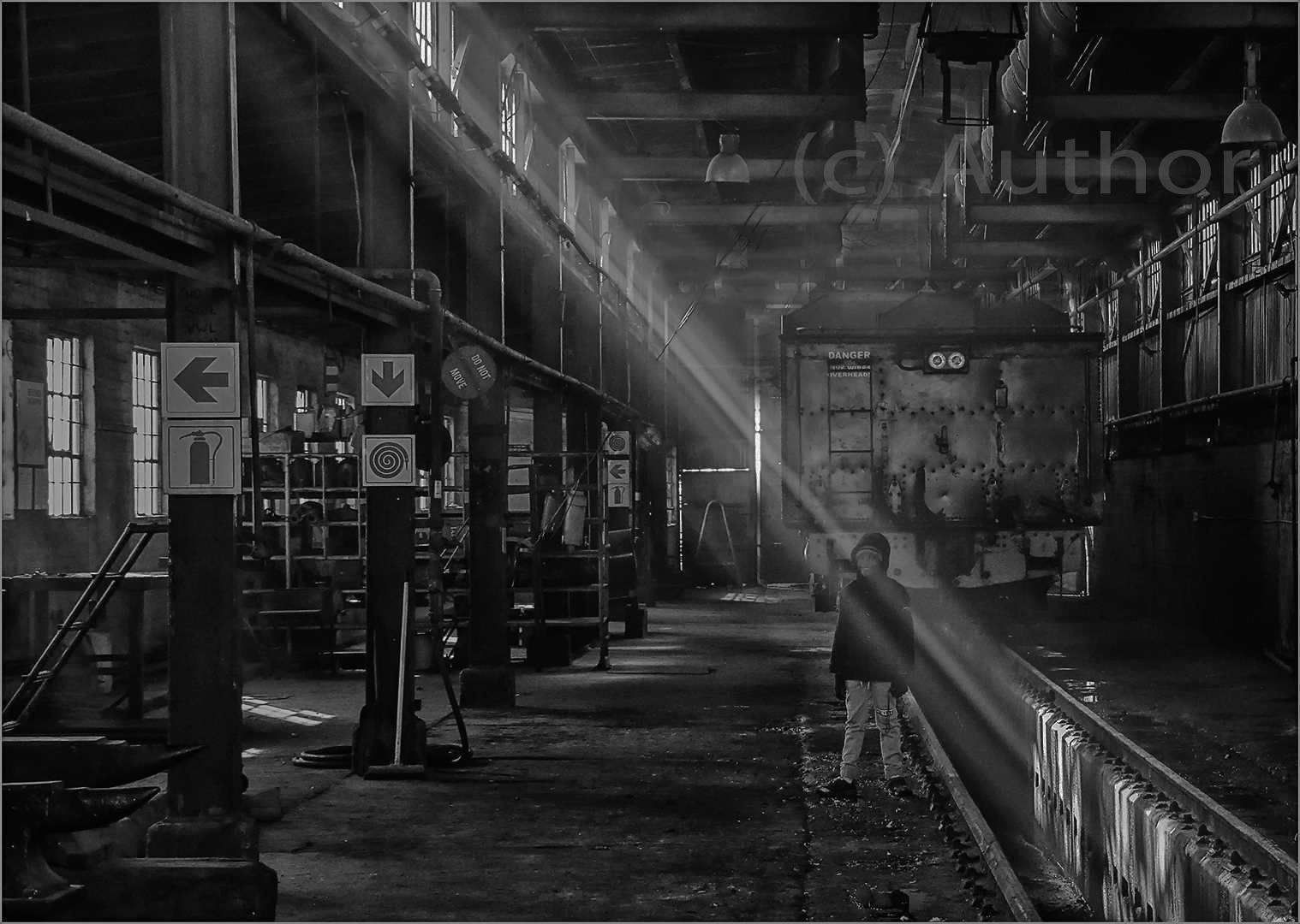 3_pi_Railway Shed_Brian Kleinwort