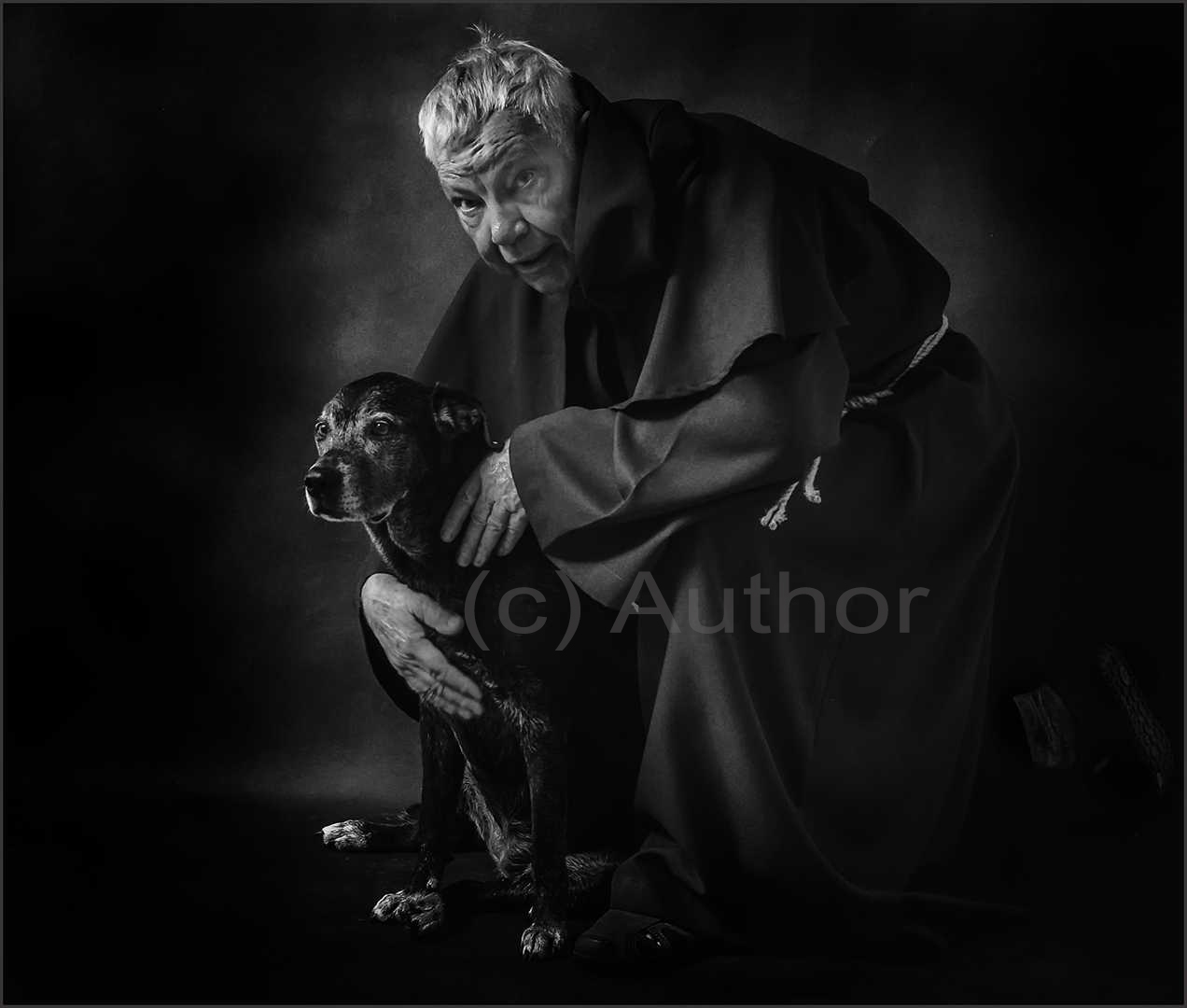 6_PI_the monk and his companion_John Coumbias