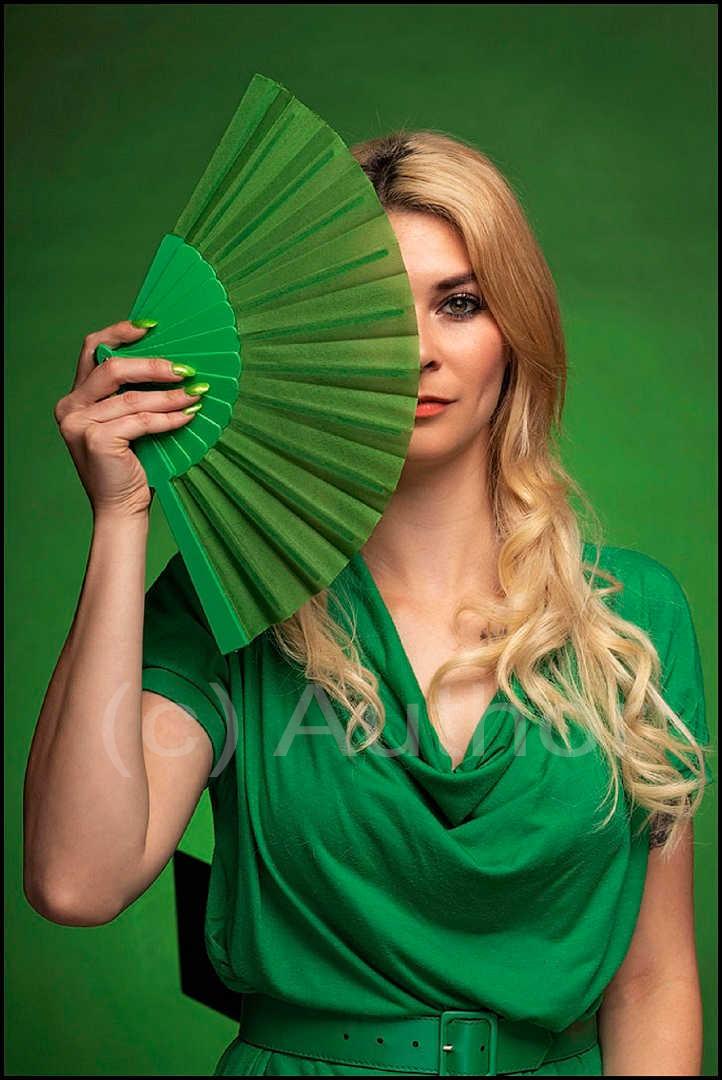 2_PI_Green fan_Tony Wilson