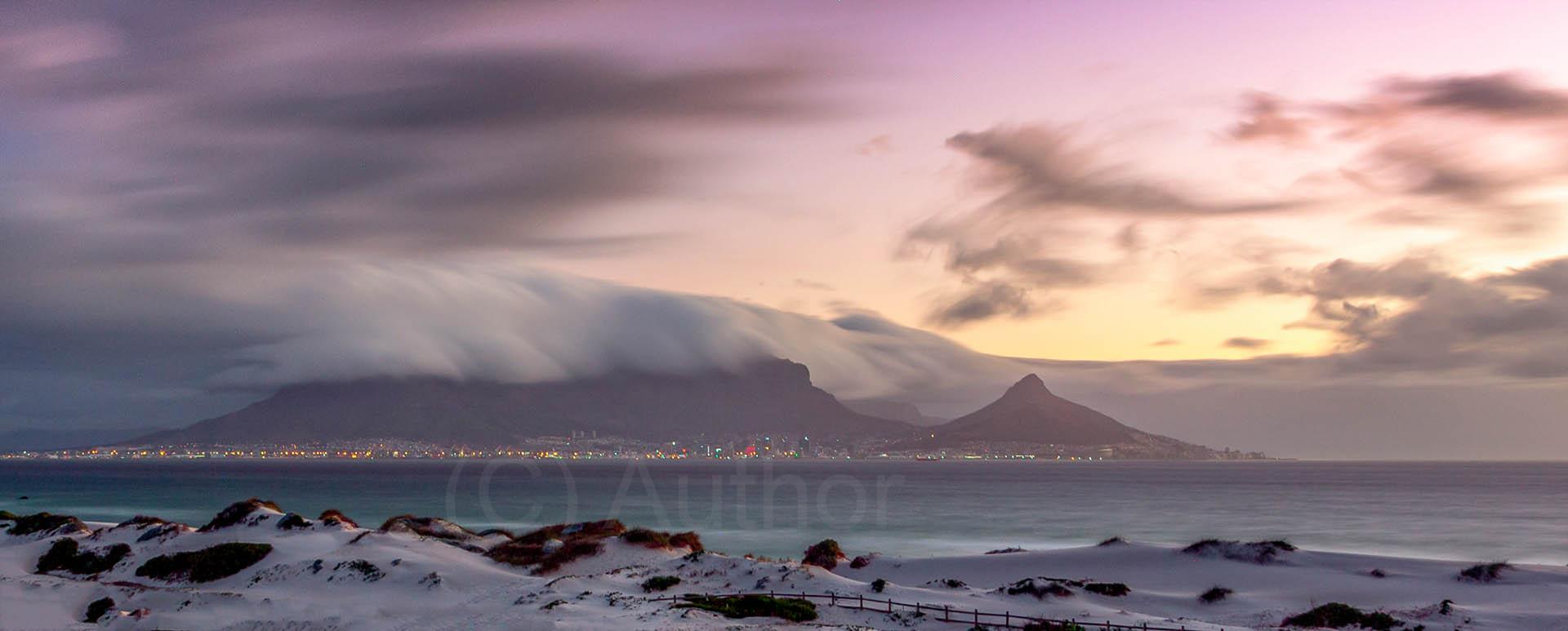5_PI_Cape Town Sunset_David Wolstencroft