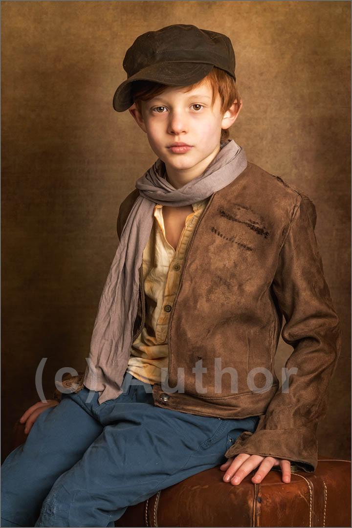 4_PI_Portrait of Oliver Twist _Stephen Kangisser